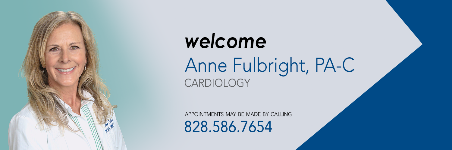 Welcome: Anne Fulbright, PA-C